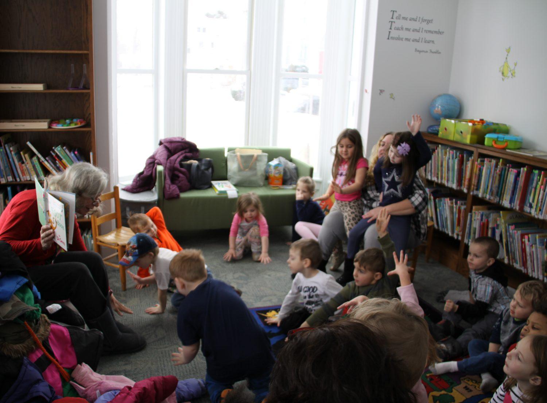 Worcester-Schenevus Library